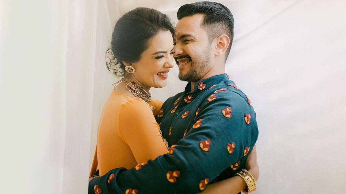 Aditya Narayan and Shweta Agarwal's Pre-Wedding Festivities Begin, Singer Shares an Adorable Picture With His To-Be Wife (View Pics)