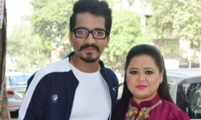 After Arrest By NCB, Bharti Singh And Haarsh Limbachiyaa Taken To Mumbai Hospital For Medical Examination