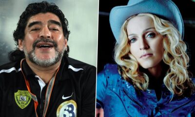 After Diego Maradona's Demise, Twitterati Confuses Singer Madonna with Argentinian Football Legend (Read Tweets)