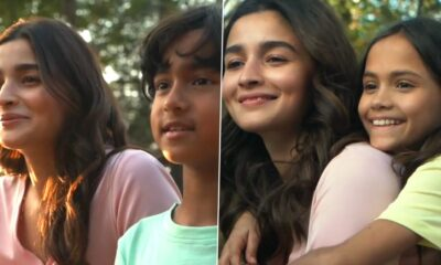 Alia Bhatt Reminiscences Her Childhood Days After She Spends Some Time With Kids (Watch Video)