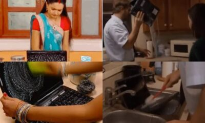 Andy Dwyer From Parks and Rec Studied at Gopi Bahu's School of Washing Laptops - Here's Video Proof