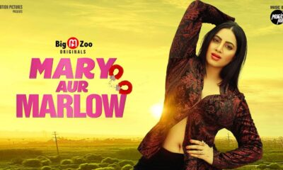 "Arshi Khan on Her Web Series Mary Aur Marlow: ""It Will Have Bold Content but Still Is a Fun, Comic Show"""