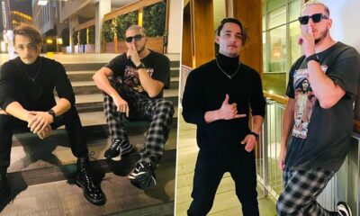 Asim Riaz's Collaboration With DJ Snake Is Finally Happening, Bigg Boss 13 Runner-Up Shares Pic With International DJ (View Post)