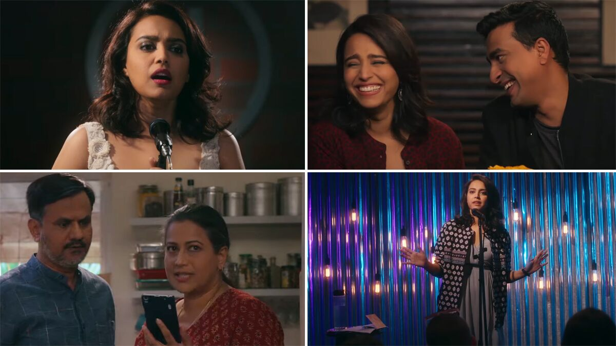 Bhaag Beanie Bhaag Trailer: Will Swara Bhasker Be Able to Crack Up the Audience With Her Jokes? Let's Find Out (Watch Video)
