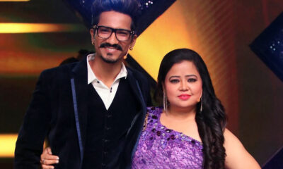 Bharti Singh Arrested By NCB For Consumption of Drugs, Haarsh Limbachiyaa Being Examined: Reports