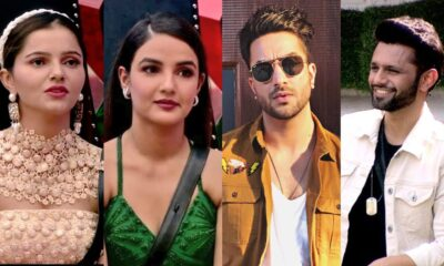 Bigg Boss 14 Finale Week: Here's Why - Rubina Dilaik, Jasmin Bhasin, Rahul Vaidya and Aly Goni Could Be The Top 4!