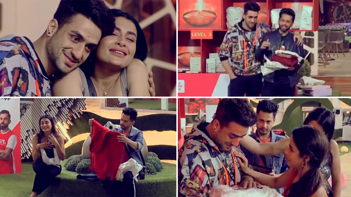 Bigg Boss 14: Nikki, Pavitra Cry as They Get Diwali Gifts from Home, Rahul and Jaan Hug Out Their Differences (Watch Video)