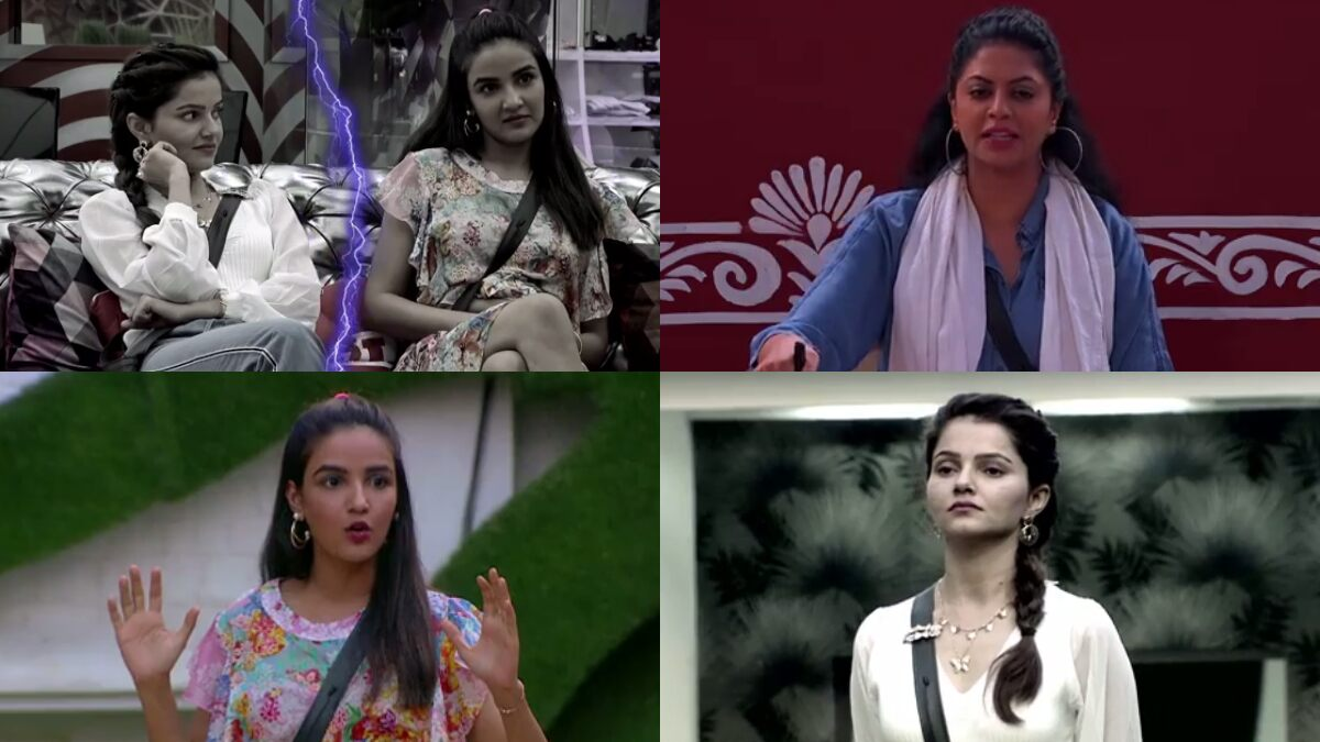 Bigg Boss 14 November 25 Episode: BFF Rubina Dilaik and Jasmin Bhasin Lock Horns; Sarpanch Kavita Kaushik Rules The Panchayat - 5 Highlights of BB 14