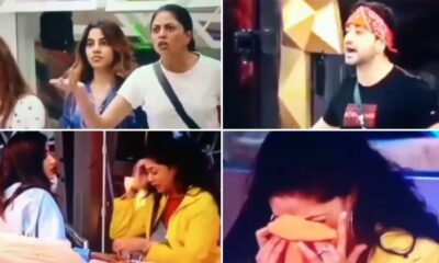 Bigg Boss 14 Preview: Kavita Kaushik Yells and Cries; Captain Aly Goni Gets the Power to Nominate (Watch Video)
