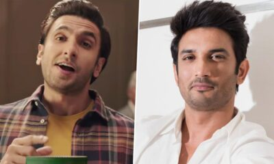 #BoycottBingo Trends On Twitter As Ranveer Singh's Latest Mad Angles Ad Irks Sushant Singh Rajput's Fans Sentiments (View Tweets)