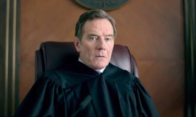 Bryan Cranston Opens Up About Playing a Judge in Showtime's Crime-Drama Your Honor