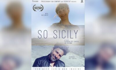 Chandan Roy Sanyal's Directorial So Sicily Is All Set to Be Screened at 2 International Film Festivals