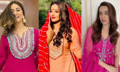 Chhath Puja 2020 Outfit Ideas to Visit Ghats: Hina Khan, Monalisa, Shraddha Kapoor - Here's Your Celeb-Inspired Guide To Look Fashionably Perfect This Festive Season!