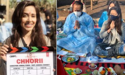 Chhorii: Nushrratt Bharuccha Starts Shooting for Her Upcoming Horror Film in Madhya Pradesh (View Post)