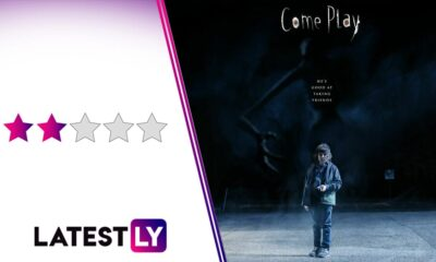 Come Play Movie Review: Loneliness Turns Boogeyman in This Humdrum Horror Flick (LatestLY Exclusive)