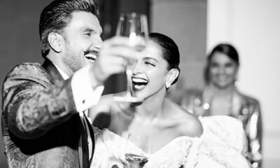 Deepika Padukone - Ranveer Singh 2nd Wedding Anniversary: 5 Times DeepVeer Made It To the News For All the Right Reasons