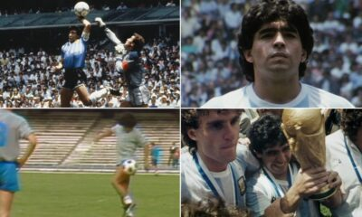 Diego Maradona Dies at 60: Here's Where and How You Can Watch Late Argentine Football Legend's Docu-Drama Online on Amazon Prime