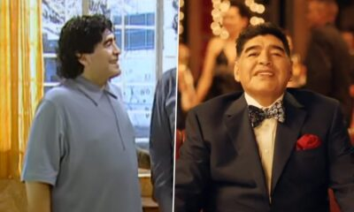 Diego Maradona No More! Una Familia Especial, Who Stole The Cup? - The Many Acting Gigs Of The Late Argentinian Football Legend You Didn't Know About (LatestLY Exclusive)