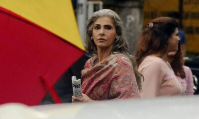 Dimple Kapadia on Working in Christopher Nolan's Tenet: It Has Made Me More Confident, Wanting to Do Better Roles