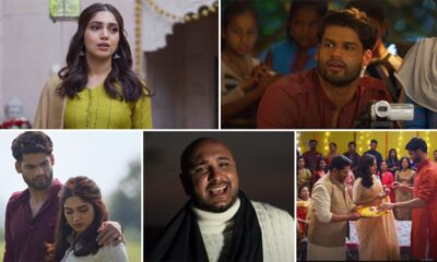 Durgamati Song Baras Baras: Bhumi Pednekar's Romantic Melody Sung by B Praak Is Out Now (Watch Video)