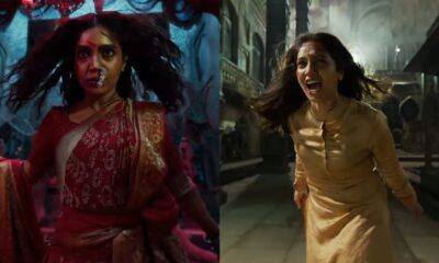 Durgamati The Myth Trailer: Bhumi Pednekar Is Held for Interrogation in a Haunted Mansion in This Chilling Promo (Watch Video)