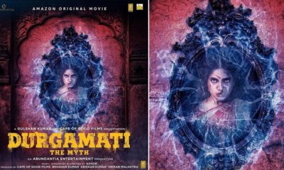 Durgavati Is Now Durgamati! Bhumi Pednekar's Upcoming Horror Thriller Undergoes Title Change (View New Poster)