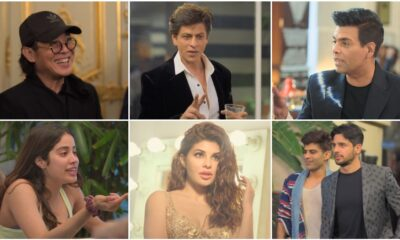 Fabulous Lives of Bollywood Wives: Shah Rukh Khan, Jet Li, Jacqueline Fernandez, Sidharth Malhotra and More – 18 Bollywood Celeb Cameos to Catch in the Netflix Reality Series (LatestLY Exclusive)