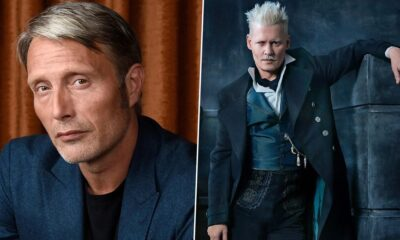 Fantastic Beasts 3: Jude Law Reacts to Johnny Depp Being Replaced by Mads Mikkelsen From Warner Bros Production