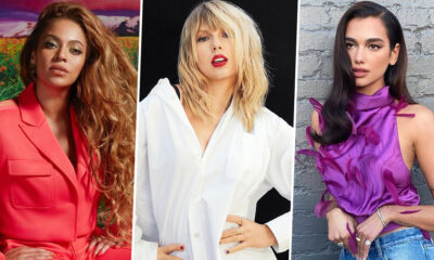 GRAMMYs 2021: Beyonce, Taylor Swift and Dua Lipa Lead the Nominations, 63rd Annual Grammy Awards Is All About Women Power