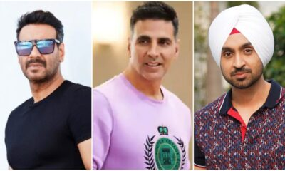 Guru Nanak Jayanti 2020: Akshay Kumar, Diljit Dosanjh and Ajay Devgn Extend Wishes on on 551st Birth Anniversary of Guru Nanak Dev