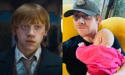 Harry Potter's Rupert Grint aka Ron Weasley Makes His Instagram Debut With Baby Girl Wednesday in Tow (View Post)