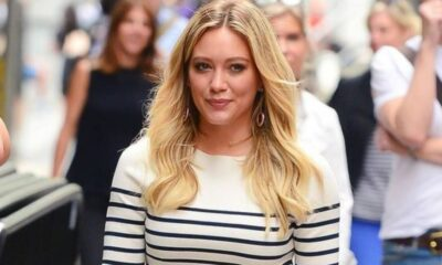 Hilary Duff Reunites with Kids After a Week of Quarantine Due to Coronavirus Scare