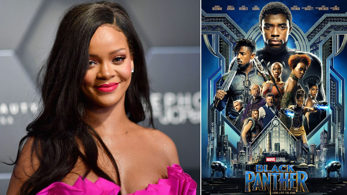 Is Rihanna Going to Play a Major Role in Marvel's Black Panther 2?