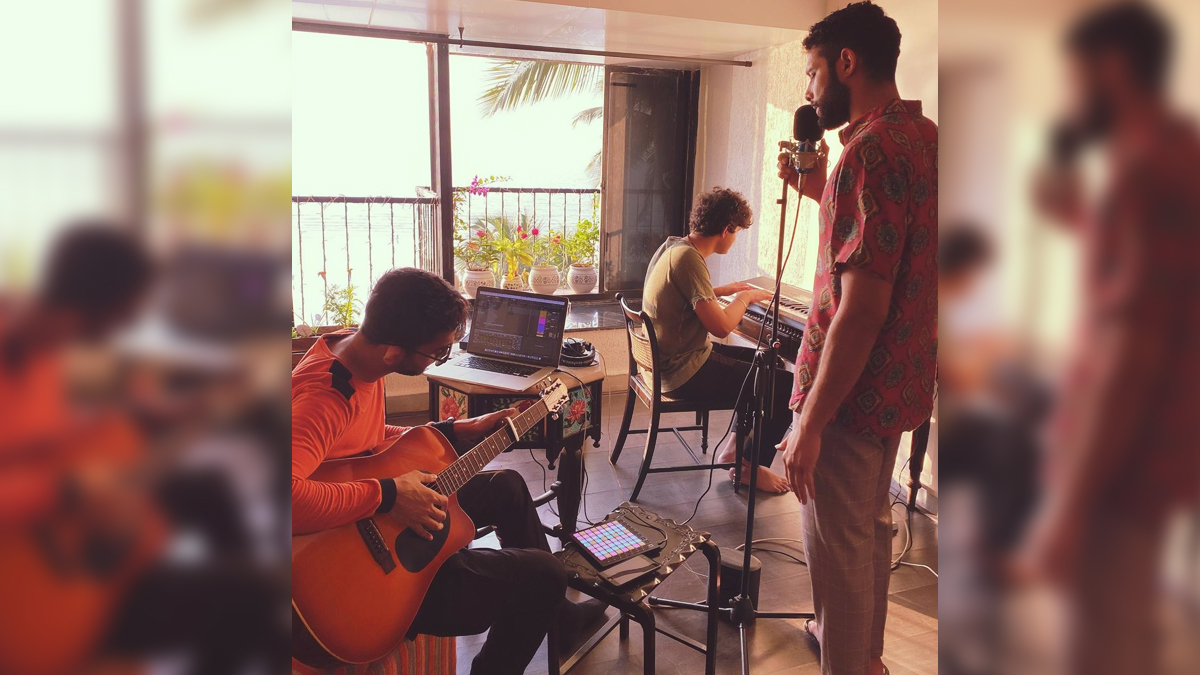 Is Siddhant Chaturvedi Working on New Song? Actor's Recent Instagram Pic Suggests So