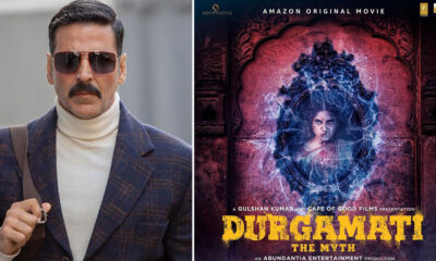 Is This Why Akshay Kumar's Promotional Song For Bhumi Pednekar's Durgamati- The Myth Never Happened? (LatestLY Exclusive)