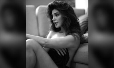 Jacqueline Fernandez Raises the Temperature As She Posts a Sultry Picture on Social Media (View Photo)