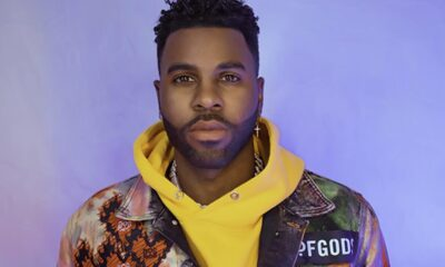 Jason Derulo Believes Spending Money on Others Leads to a Happy Life