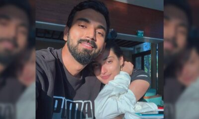 KL Rahul Wishes Rumoured Girlfriend Athiya Shetty on Her 28th Birthday With a Super Cute Post Calling The Actress 'Mad Child'