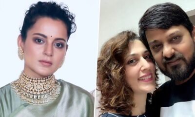 Kangana Ranaut Speaks Up for Late Wajid Khan's Wife Who Claims That She Is Being Forced to Convert by In-Laws