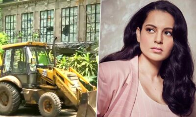 Kangana Ranaut Wins Against BMC! Bombay HC Appoints Valuer To Estimate The Damages Due To Malafide Demolition at Her Office