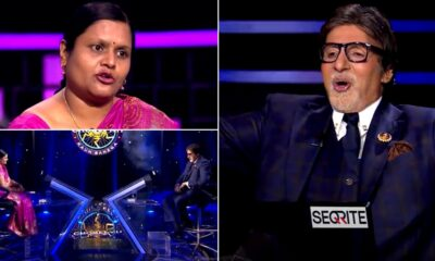 Kaun Banega Crorepati 12: Anupa Das Becomes the Third Woman Crorepati on Amitabh Bachchan's Quiz Show After Nazia Nasim and Mohita Sharma (Watch Video)