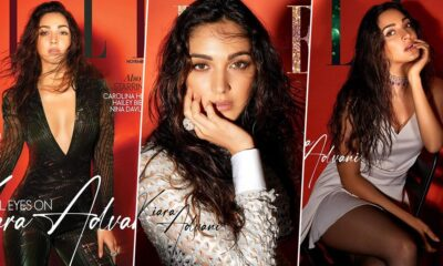 Kiara Advani Turns Into a Mystical Goddess for Elle India's New Issue and Her Sensuous Pictures are Ruling Our Hearts
