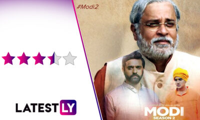 MODI Season 2 – CM TO PM Review: Umesh Shukla's Eros Now Series Showcases the Captivating Persona of Namo, Mahesh Thakur's Screen Presence Steals the Show