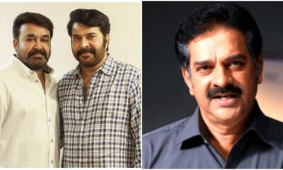 Mammootty Among One of the Ten Best Actors in the World, Not Mohanlal, Feels Actor Devan