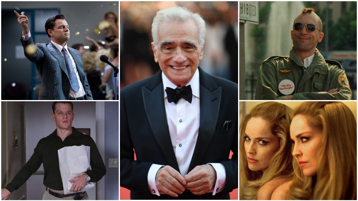 Martin Scorsese Birthday Special: From Robert De Niro's Travis Bickle to Leonardo DiCaprio's Jordan Belfort, 11 Fantastic Characters That the Legendary Director Has Given Us (LatestLY Exclusive)