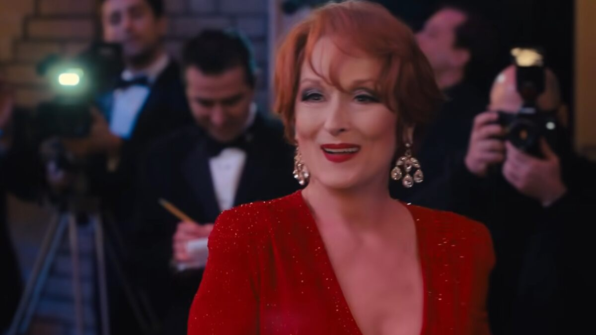Meryl Streep Is Rapping in The Prom, Director Ryan Murphy Says 'Fans Are Going to Go Crazy for It'