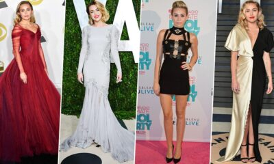 Miley Cyrus Birthday: The Wackiness in Her Persona Transcends in to Her Red Carpet Outings (View Pics)