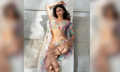 Mouni Roy Shares a Sexy Picture From Her Biggini Shoot, Captions It 'Saturdays for Siestas, Sundays for Cuddles'