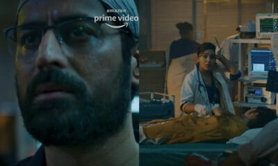 Mumbai Diaries 26/11 Teaser: Amazon Prime's Medical Drama Featuring Mohit Raina Looks Blood-Curling (Watch Video)