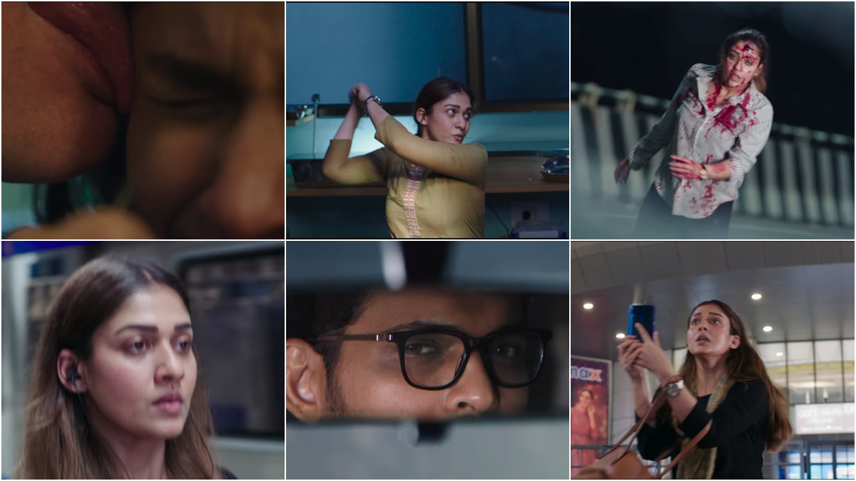 Netrikann Teaser: Nayanthara Looks Fierce In Her 65th Film's First Look As She Sets Out To Trap A Killer (Watch Video)